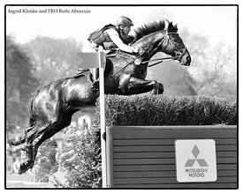 2013 Badminton Horse Trials May 4th.
