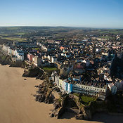 Tenby Town And North Beach, Tenby