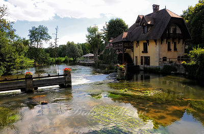 Le moulin de Fourges Eure 08/13