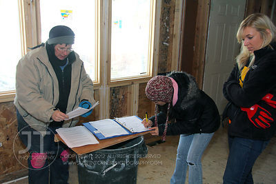 Iowa Valley Habitat for Humanity Light Work and Weatherization Projects 2/25/12