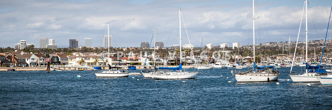 Newport Beach Panorama