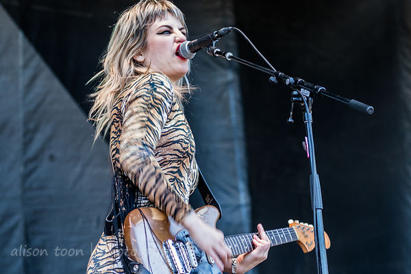 Deap Vally at Aftershock 2017