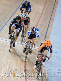 Men Keirin Round 1. Canadian Track Championships, Mattamy National Cycling Centre, Milton, On, September 26, 2016