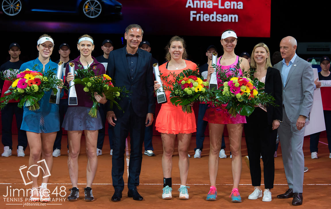 2019, Tennis, Stuttgart, Porsche Tennis Grand Prix, Germany, Apr 28