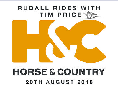 H&C TV RUDALL RIDES WITH TIM PRICE [20-8] photos