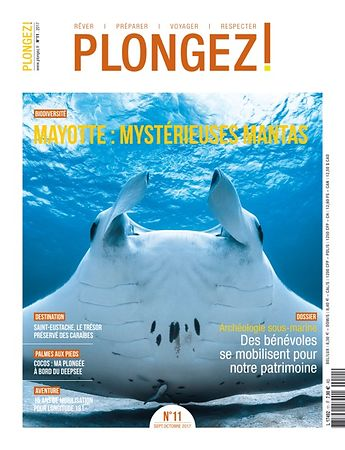 Plongez Magazine : Third Cover