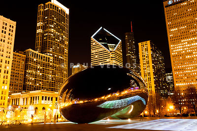 Chicago Bean Cloud Gate Photos pictures