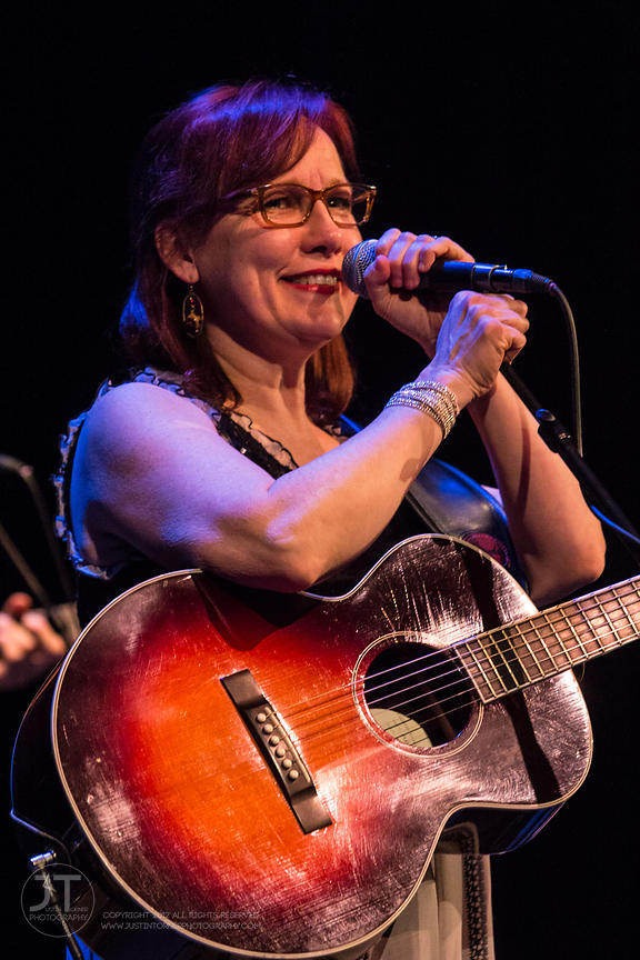Iris Dement at the Englert