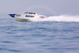 Blastoff, C-100, Fortitudo Poole Bay 100 Offshore Powerboat Race, June 2018, 20180610289
