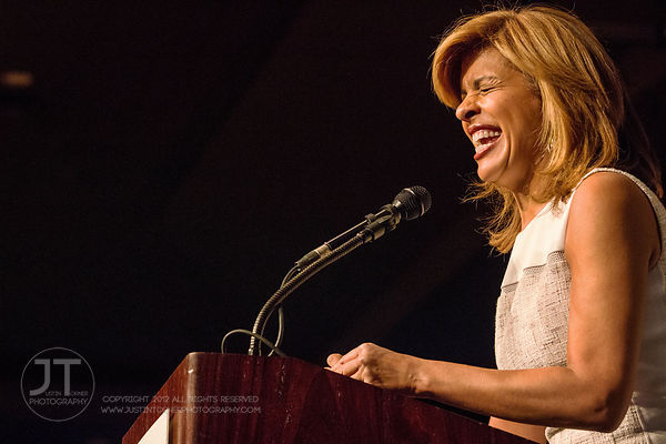 CBJ - Hoda Kotb at the IWLC, April 23, 2014