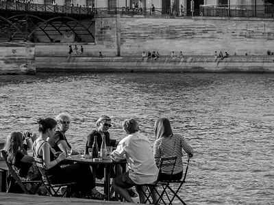 Paris City Life - France - 2013