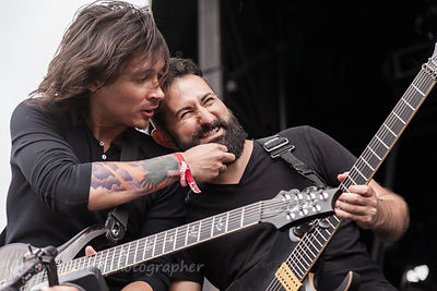 Mark Holcomb and Jake Bowen, Periphery