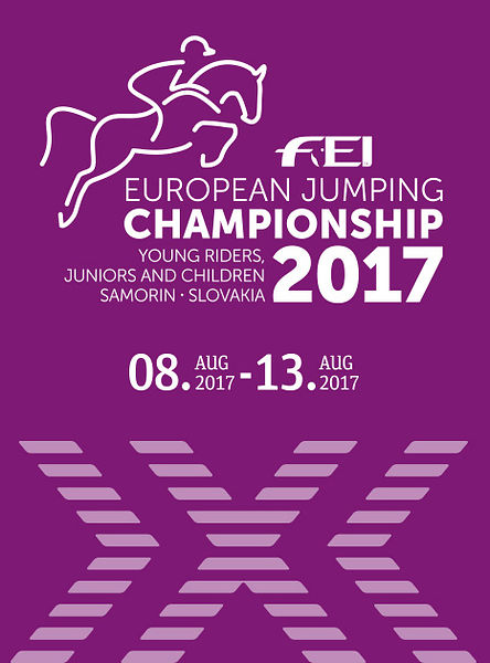2017_FEI European Jumping Championship for Yr Jr Ch
