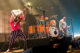 Triggerfinger @ Forest National 2014
