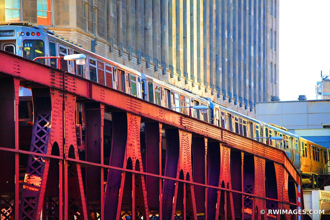 EL TRAIN CHICAGO