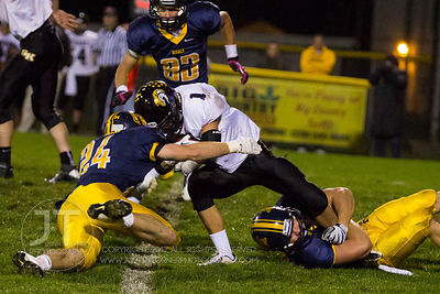 Iowa City Regina vs Sigourney-Keota Football, October 19, 2012
