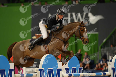 FUCHS Martin, (SUI), Coriano Carthago during CSI5-W_1,60_Longines World Cup Grand Prix competition at Madrid Horse Week at IF...