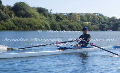 Taken during the World Masters Games - Rowing, Lake Karapiro, Cambridge, New Zealand; ©  Rob Bristow; Frame 395 - Taken on: T...