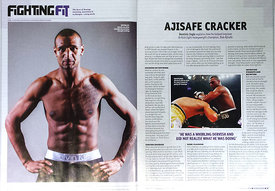 Boxing News 25 September 2014 .4356337 – Steven Paston.
