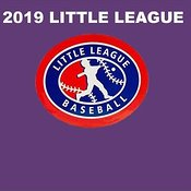 2019 REGULAR SEASON Little League