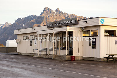 Svolvær international airport