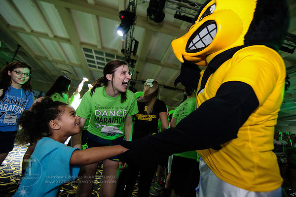 P-C - UI Dance Marathon, February 7, 2015