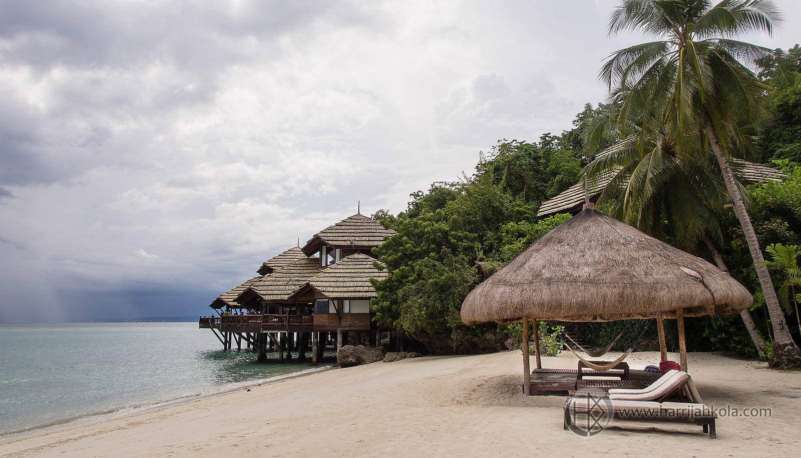 Philippines - Mindanao - Davao (Pearl Farm Resort - Relaxed Beach)