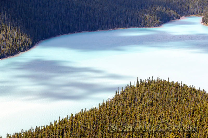 Peyto Lake - Banff National Park - Canada