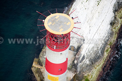 Lighthouse, The Needle, Isle of Wight