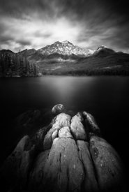 Pyramid Lake - Infrared