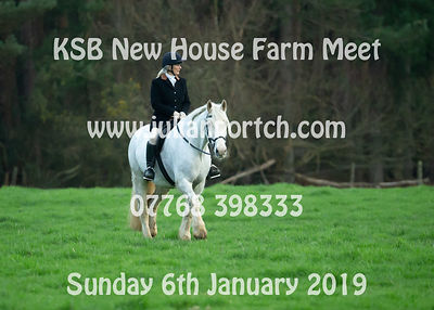 2019-01-06 KSB New House Farm Meet