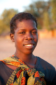 Woman, Cape Maclear, Malawi