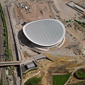 Velodrome, London Olympics 2012