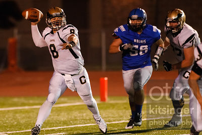 Football: Capital at Timberline (DLP) 10/3/14