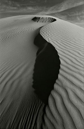 'Peters Dunes II' Arabian Peninsula 1998 Photographer: Neil Emmerson