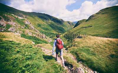 Walking in the Lake District