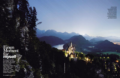 Neuschwanstein |  myself Magazin