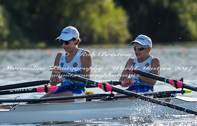 Taken during the World Masters Games - Rowing, Lake Karapiro, Cambridge, New Zealand; Tuesday April 25, 2017:   5269 -- 20170...