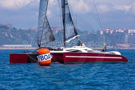 Aquafly, GBR3238, Dragonfly 32 trimaran, 20180527582