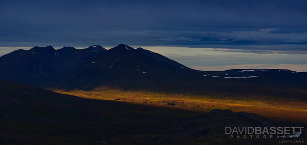 Streak of Light | Denali Highway, AK