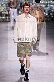 Dries Van Noten Paris SS17 Meanswear
