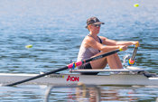 Taken during the NZSSRC - Maadi Cup 2017, Lake Karapiro, Cambridge, New Zealand; ©  Rob Bristow; Frame 1410 - Taken on: Friday - 31/03/2017-  at 15:29.39