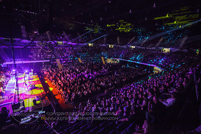Hoopla - Boston, US Cellular Center, August 28, 2014