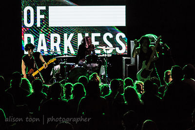 Beware of Darkness, Sacramento April 2014