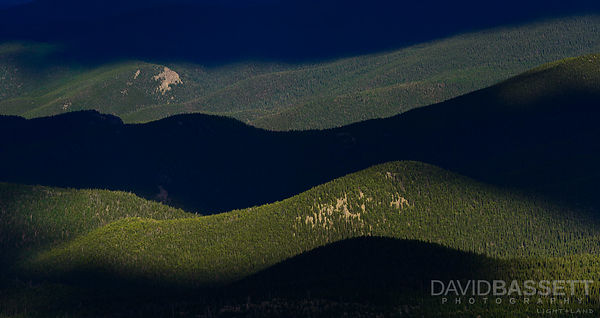 Afternoon Shadows | Mt. Evans, CO