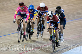 Women Keirin 1-6 Final, 2017/2018 Track Ontario Cup #1, Mattamy National Cycling Centre, Milton On, December 10, 2017