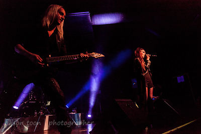 Elize and Olof, Amaranthe