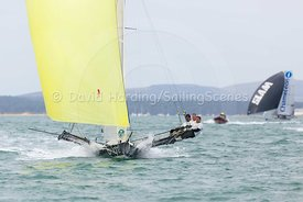 Be Light, HUN 18, 18ft Skiff, Euro Grand Prix Sandbanks 2016, 20160904088