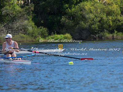 Taken during the World Masters Games - Rowing, Lake Karapiro, Cambridge, New Zealand; ©  Rob Bristow; Frame 402 - Taken on: T...