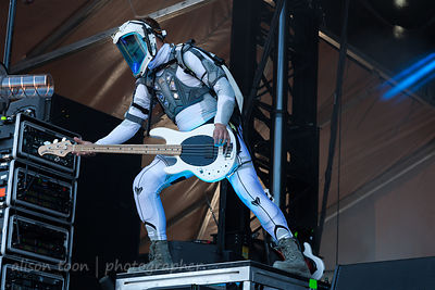 Ron DeChant, bass, Starset